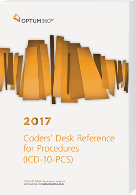 Coders' Desk Reference for Procedures (ICD-10-PCS) 2017 Book Cover