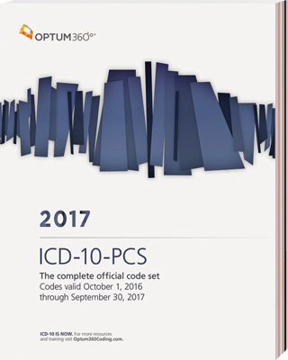 ICD-10-PCS Expert 2017 Book Cover