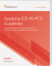 ICD-10 Essentials: Applying ICD-10-CM Guidelines 2021 Book Cover